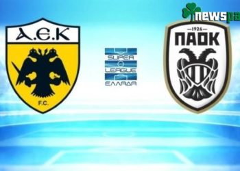 ΑΕΚ - ΠΑΟΚ Live Streaming: AEK - PAOK LIVE | FREE LINKS