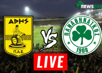 Αρης - Παναθηναϊκός Live Streaming: Aris - Panathinaikos LIVE | FREE LINKS