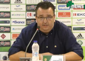 Τριαντόπουλος: Τα πρόσωπα της ΚΑΕ και ο ρόλος τους - Δεν θα ξανακούσετε κάτι για την EuroLeague