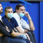 Super Cup: Αντιδράσεις και οδηγίες Διαμαντίδη από την εξέδρα