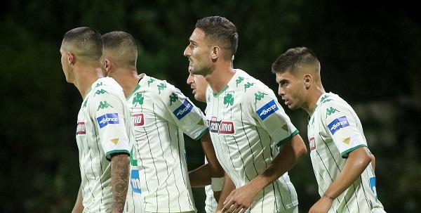 Παναθηναϊκός - Λεβαδειακός: 1-0 (Highlights/vid)