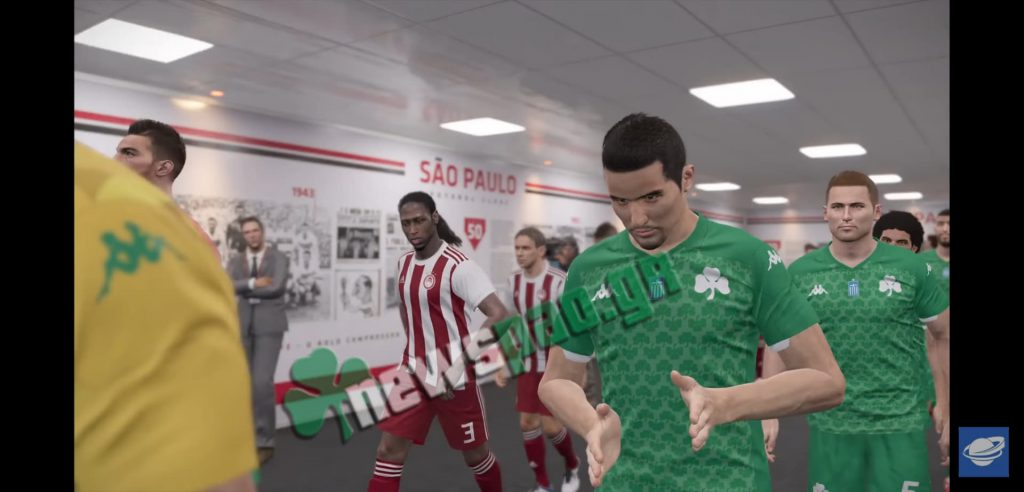 Pro Evolution Soccer 2021: «Πρώτη γεύση» από Παναθηναϊκό (pics)