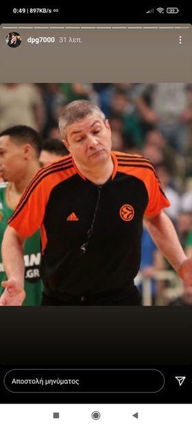 Γιαννακόπουλος: «Κάρφωσε» Λαμόνικα μετά το ματς