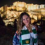 Γιάρντεν Κλέιμαν στο Newspao.gr: Η πράσινη σαξοφωνίστρια που κατέκτησε καρδιές!
