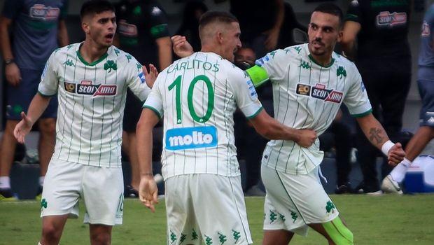 Καρλίτος: «Ζεις με την πίεση, όταν παίζεις στην καλύτερη ομάδα της Ελλάδας»