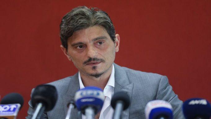 Γιαννακόπουλος: «Αντίο» με Ολυμπιακό και συνέντευξη Τύπου (pics)