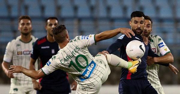 Ξανά Καρλίτος, 0-2 ο Παναθηναϊκός (vid)