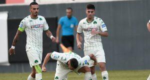 ΟΦΗ - Παναθηναϊκός 2-2 (Highlights/vid)