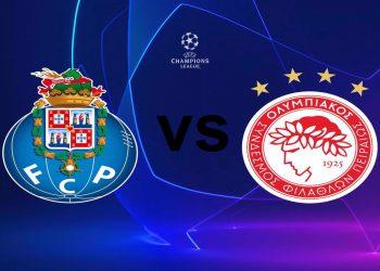Πόρτο - Ολυμπιακός Live Streaming: Porto - Olympiacos | Κανάλι
