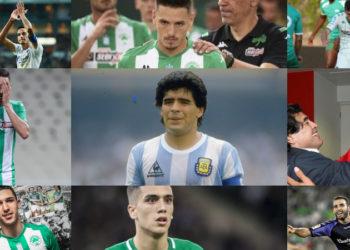 Τα πράσινα «αντίο» στον Μαραντόνα - Σίλβα, Μακέντα, Ζέκα και άλλοι