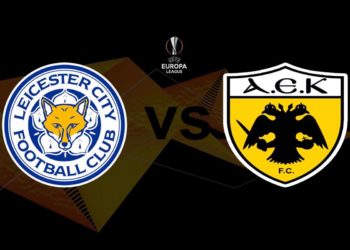 Λεστερ ΑΕΚ Live Streaming | Leicester - AEK | Europa League