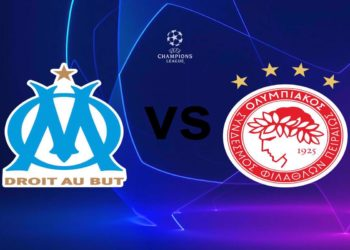 Μαρσέιγ - Ολυμπιακός Live Streaming: Marseille - Olympiacos LIVE