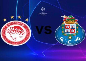 Ολυμπιακος - Πορτο Live Streaming: Olympiacos - Porto