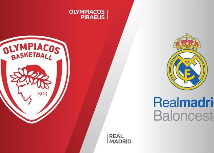 Ολυμπιακος Ρεάλ Μαδριτης Live Streaming   Olympiacos - Real