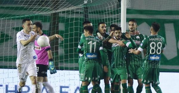 Παναθηναϊκός - ΠΑΣ Γιάννενα 2-0 (Highlights/vid)