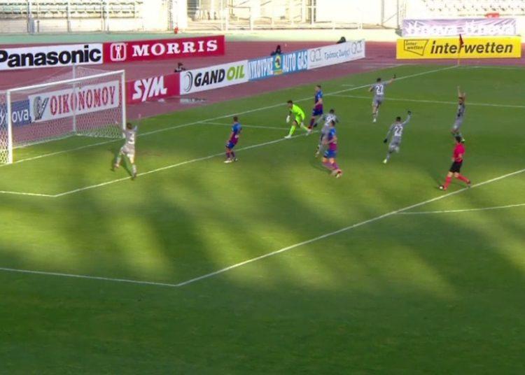 Ιωαννίδης γκολ και 0-2 ο Παναθηναϊκός (video)