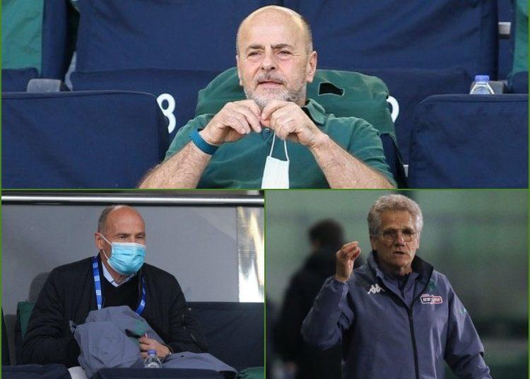 Αλαφούζος: «Μην πάρουμε παίκτες εις βάρος των Ελλήνων»