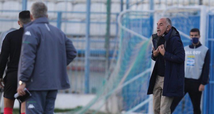Απόλλων Σμύρνης - Παναθηναϊκός: «Μας έλεγε 'σαν κορίτσια παίζετε»