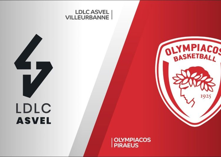 Βιλερμπαν Ολυμπιακός Live Streaming | villeurbanne olympiakos