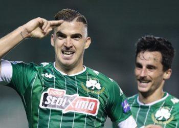Παναθηναϊκός - Λάρισα 2-0 (Highlights/vid)