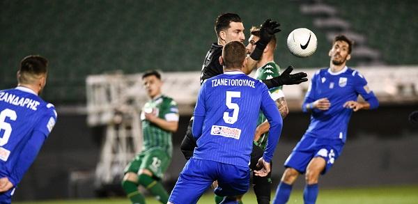 Παναθηναϊκός - Λαμία 0-0 (Highlights/vid)