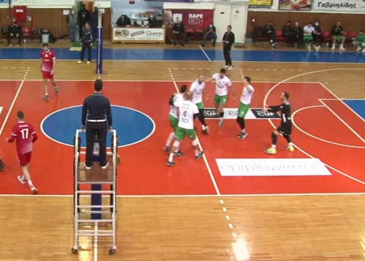 Νίκη ο Παναθηναϊκός (0-3)