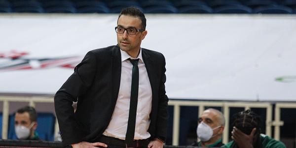 Χαραλαμπίδης: Τι δήλωσε μετά τη νίκη επί της Βιλερμπάν