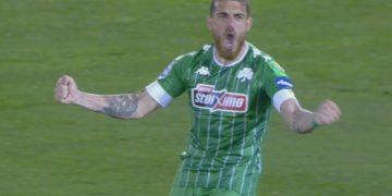 Το κάρφωσε ο Βέλεθ, 1-0 ο Παναθηναϊκός την ΑΕΚ (vid)