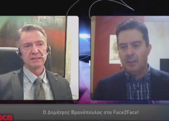Βρανόπουλος: «4 εκατ. τα έσοδα του Ερασιτέχνη, βοήθησε ο Μπακογιάννης»