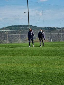 Παναθηναϊκός: Στο Κορωπί ο Αλαφούζος ενόψει Ολυμπιακού