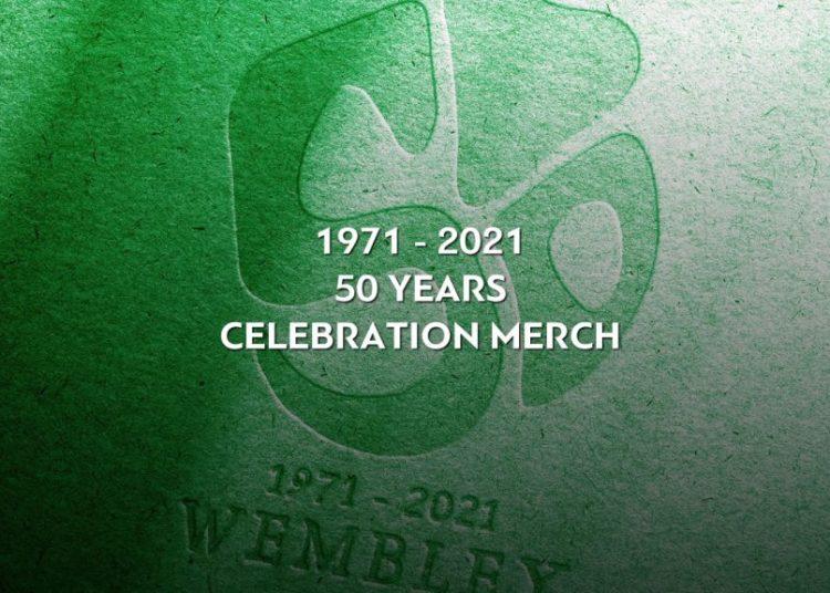 Διαθέσιμα προς πώληση τα επετειακά προϊόντα του Wembley