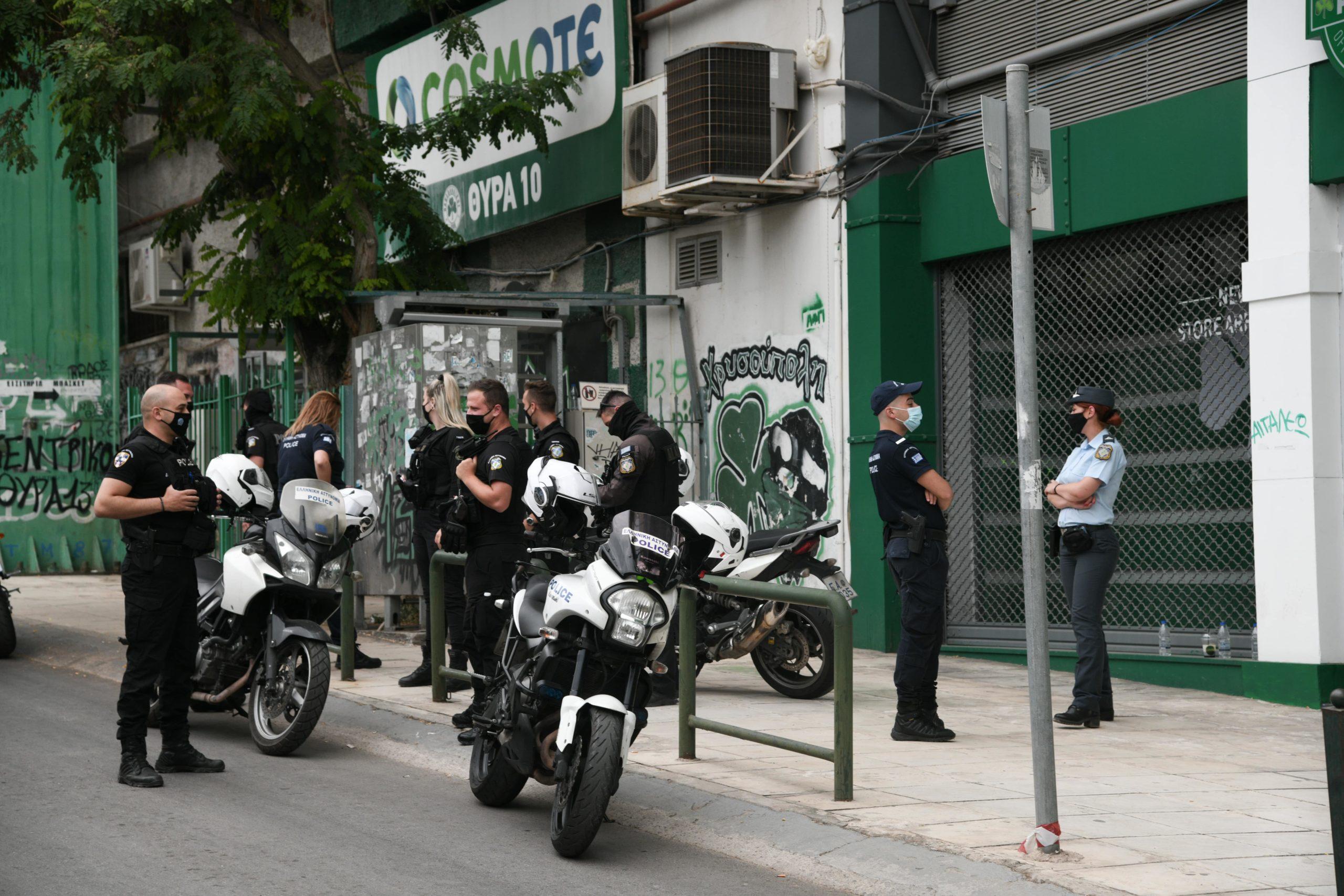 «Αστακός» η Λεωφόρος, αντίδραση Γιαννακόπουλου για τα... τανκς! (εικόνες)