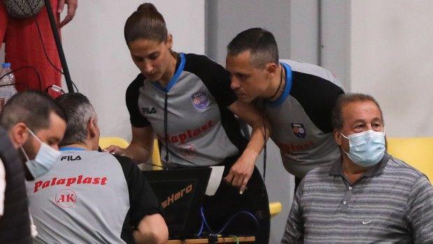 Παναθηναϊκός: «Οι διαιτητές σκαρφάλωσαν στην εξέδρα με τους οπαδούς του Ολυμπιακού»