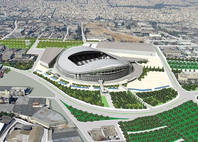 Άμεσα η δημοπράτηση για το γήπεδο του Παναθηναϊκού - Αποτιμήθηκε στα 70 εκατ. ευρώ