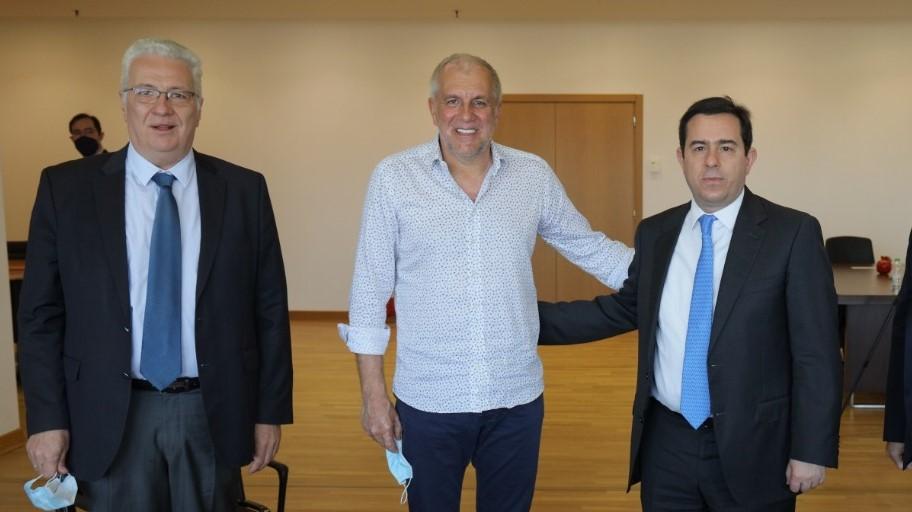 Στην Αθήνα ο Ομπράντοβιτς - Ο λόγος της επίσκεψης