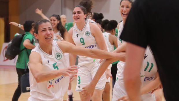 Παναθηναϊκός: Γενναίο πριμ στα φίνα κορίτσια για το πρωτάθλημα