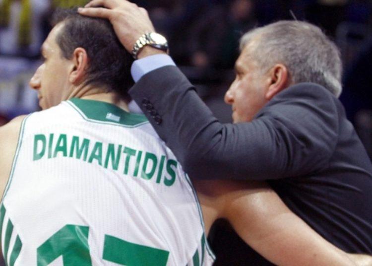 Παναθηναϊκός: «Ο Διαμαντίδης προσπαθεί να πείσει τον Ομπράντοβιτς»