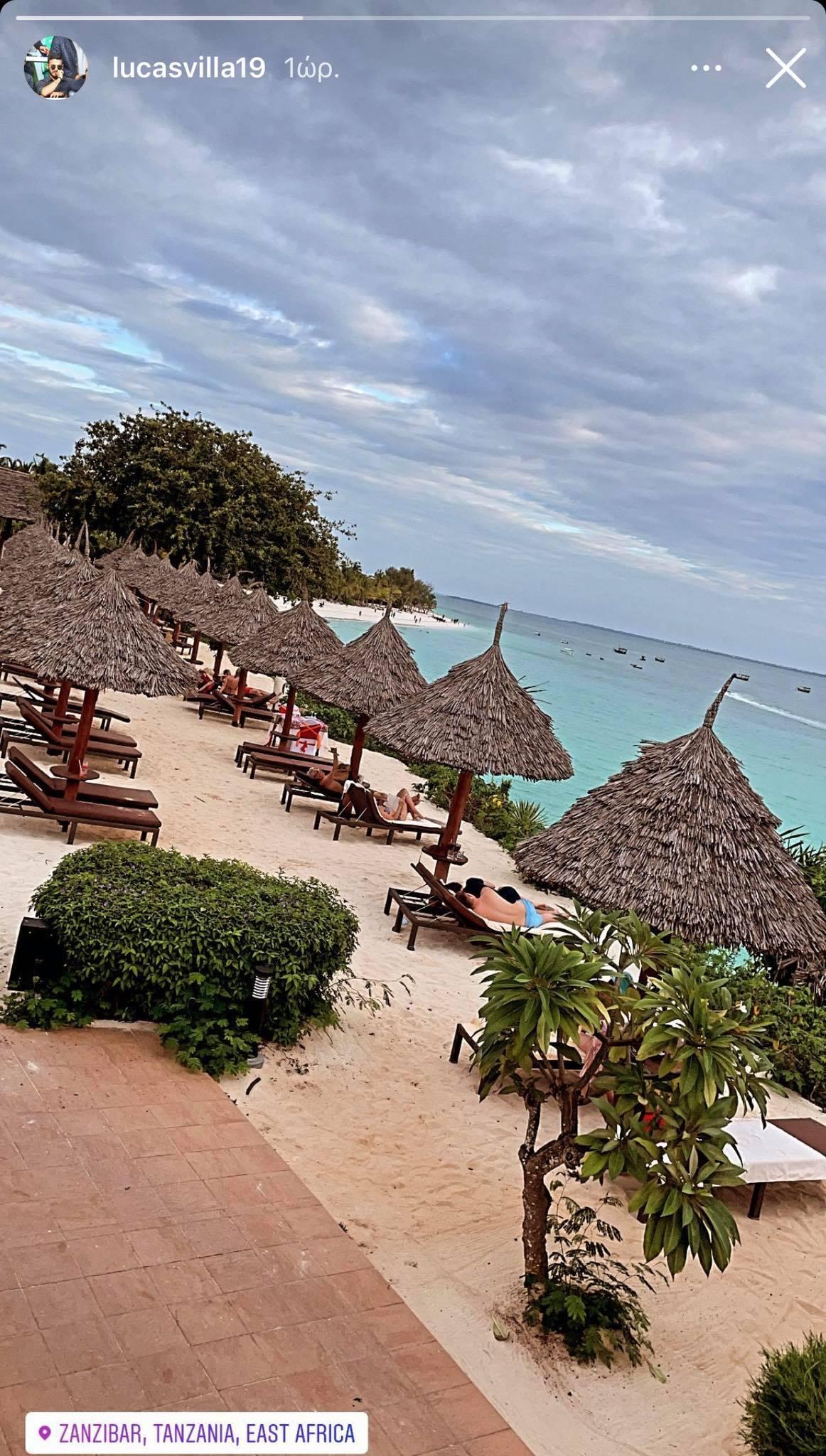 Στην Τανζανία ο Βιγιαφάνιες (pic)