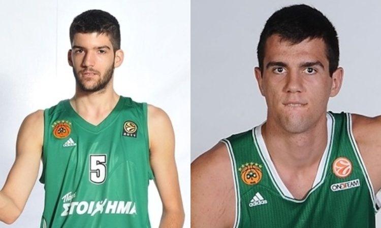 Δύο πρώην «πράσινοι» κράτησαν τον Ολυμπιακό στην Α2