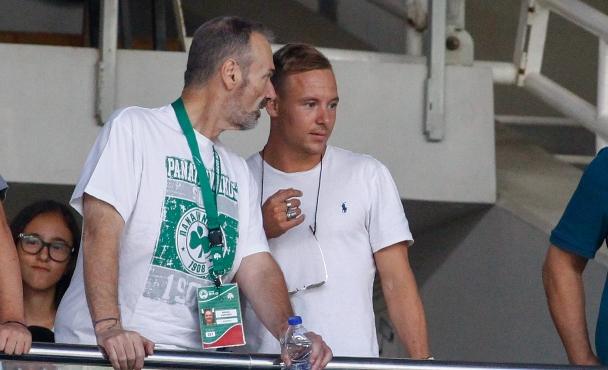 Δανία - Βέλγιο: Στο γήπεδο ο Μπεκ - Το «στόρι» για τον Έρικσεν