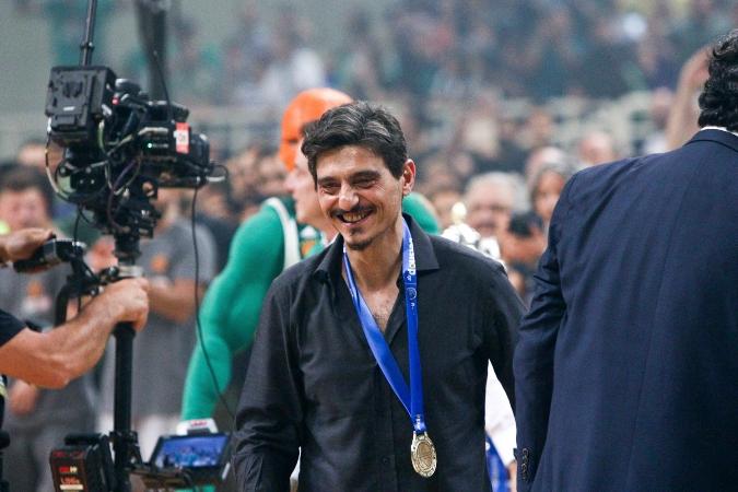 Παναθηναϊκός: Καμία εμπλοκή ο Γιαννακόπουλος και φέτος, με πολιτική έσοδα - έξοδα!