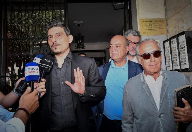Γιαννακόπουλος: Η αντίδραση για τη συνέντευξη Τύπου