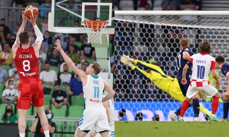 Euro 2020: Έπαθε πλάκα με Μόντριτς ο Χεζόνια! (pic - vid)