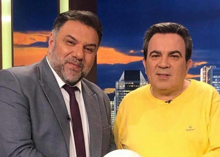 Καρπετόπουλος: «Είμαι Ολυμπιακός!» (vid)