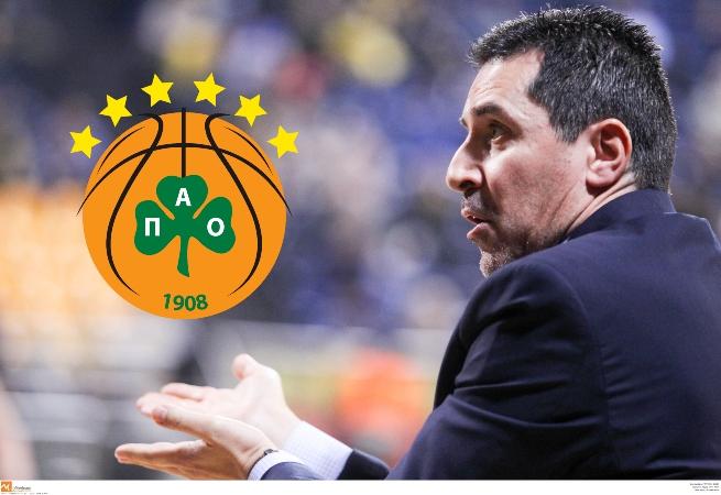 Πρίφτης: «Προπονητής του Παναθηναϊκού για την επόμενη χρονιά!»
