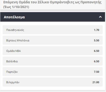 «Πιο κοντά στον Παναθηναϊκό ο Ομπράντοβιτς!» (pic)