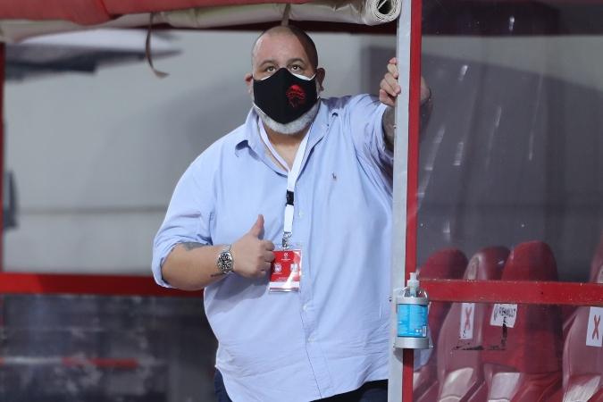 Το ειρωνικό σχόλιο του Καραπαπά για τον Panathinaikos! (pic)