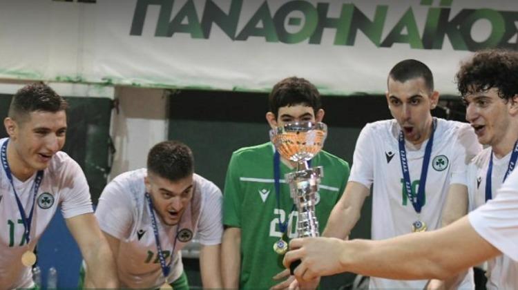 Πρωταθλητής ΕΣΠΑΑΑ ο Παναθηναϊκός!