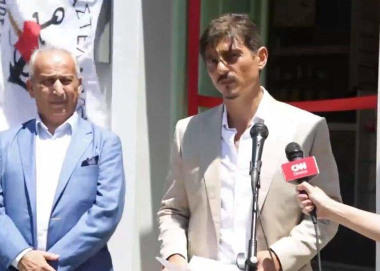 Παρουσία Δημήτρη, εγκαινιάστηκε το «Παύλος Γιαννακόπουλος» στο Καστελλόριζο!