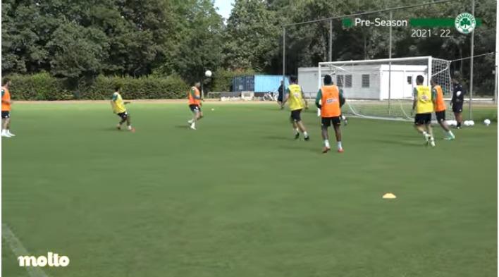 Τουρνουά στην Ολλανδία - Νικητές οι «πορτοκαλί» με πολλά γκολ (vid)
